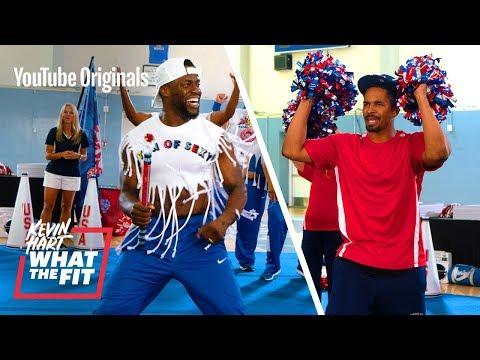 Cheerleading with Damon Wayans Jr. and Kevin Hart - Thời lượng: 17 phút.