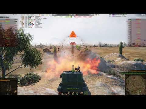 НОВАЯ ПЕСОЧНАЯ ИМБА, ПОВЕРГЛА ВРАГОВ В ШОК! World of Tanks