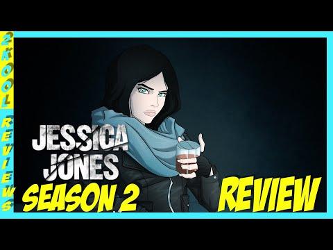 2Kool Reviews - Jessica Jones Season 2