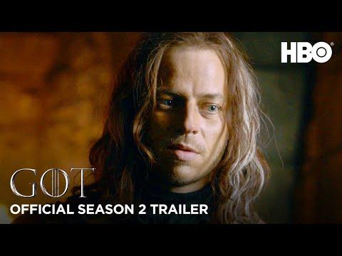 Game of Thrones | Official Season 2 Recap Trailer (HBO)