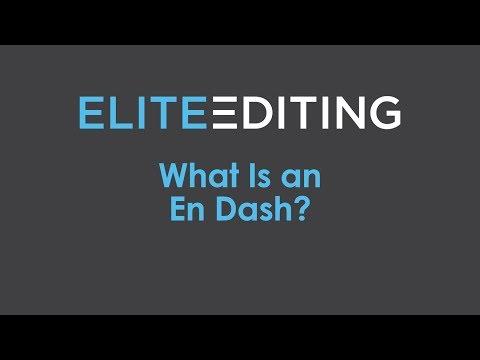 En Dash (видео)