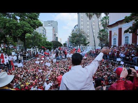 Venezuela: Proteste in 300 Städten - Druck auf Maduro