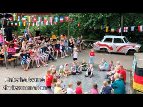 Camping Ferienpark Havelberge Video