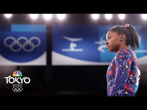 Simone Biles, Team USA looks forward after a bumpy start | Tokyo Olympics | NBC Sports