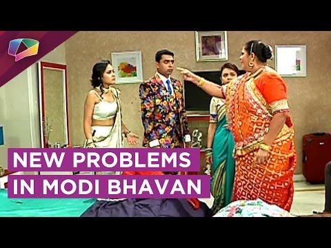 Samira Enters Modi Bhavan | Kokila Gets Furious |