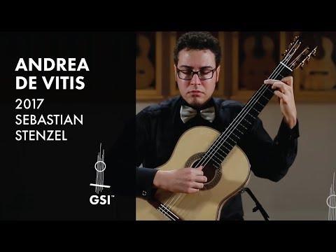 Andrea de Vitis - Mertz An Malvina (2017 Sebastian Stenzel)