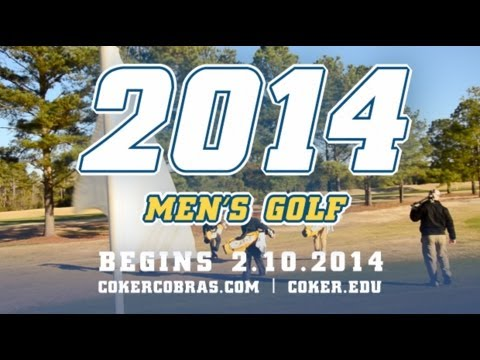 2014 Coker College Men's Golf
