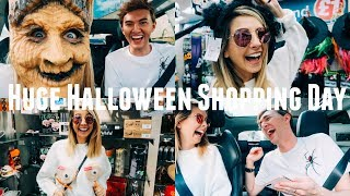 Video HUGE HALLOWEEN SHOPPING DAY MP3, 3GP, MP4, WEBM, AVI, FLV April 2018
