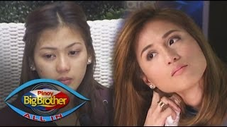 Video Toni cries as she watches Alex's confession to big brother MP3, 3GP, MP4, WEBM, AVI, FLV Maret 2018