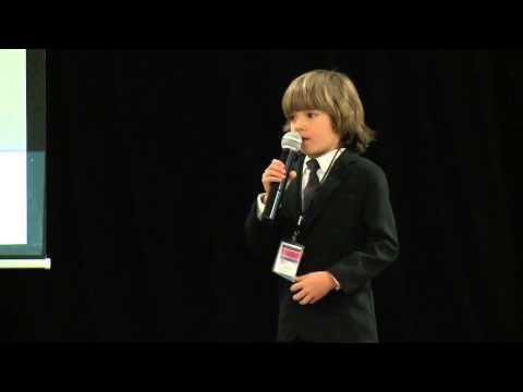 Kids need recess | Simon Link | TEDxAmanaAcademy