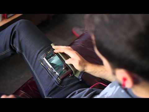 DELTA415 Wearcom™ jeans
