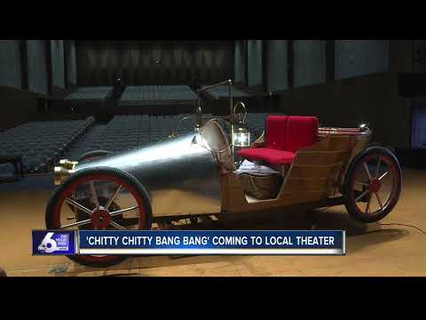 'Chitty Chitty Bang Bang' coming to College of Idaho