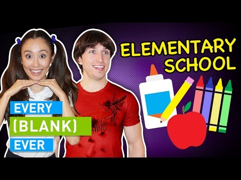 EVERY ELEMENTARY SCHOOL EVER