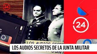 Reportajes24: Los audios secretos de la Junta Militar