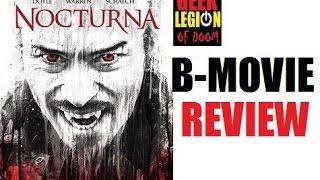 Nonton Nocturna   2015 Estella Warren   Aka Vampire Wars B Movie Review Film Subtitle Indonesia Streaming Movie Download