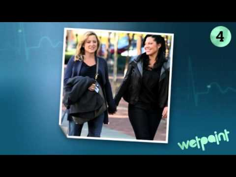 Grey's Anatomy: Top 5 Calzona Moments From Season 7