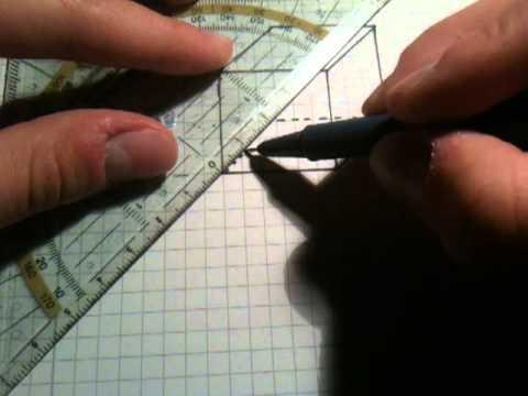 Würfel und Quader in 3D zeichnen / 3D zeichnen lernen