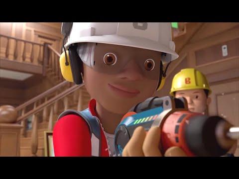 Bob le bricoleur | Léo et la perceuse | Bob | dessin animé pour enfant | WildBrain