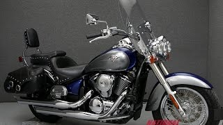 3. 2010  KAWASAKI  VN900 VULCAN 900 CLASSIC LT - National Powersports Distributors