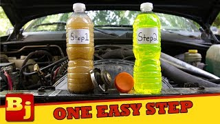 8. How To Super Flush your Cooling System in One Easy Step - Operation Cheap Jeep