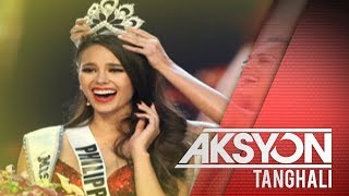 Video Miss Universe 2018 Catriona Gray, itinuring na 'girl to beat' ng pageant commentators MP3, 3GP, MP4, WEBM, AVI, FLV Desember 2018