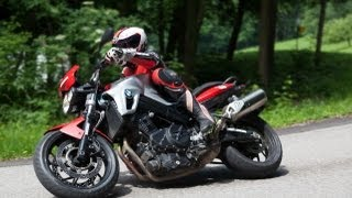 8. BMW F800R - Nakedbike Test