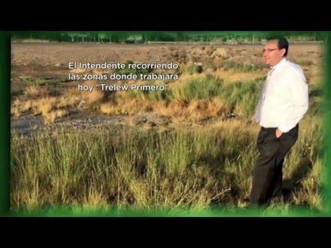 Trelew Primero - Primeros días del Intendente Adrián Maderna