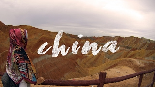 Family adventure trip to China 中国
