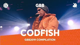 Video CODFISH | Grand Beatbox Battle 2019 Compilation MP3, 3GP, MP4, WEBM, AVI, FLV Juni 2019