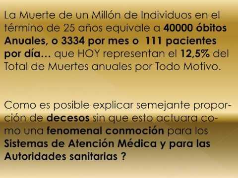 Situación epidemiológica de la Enfermedad de Chagas en Argentina, 2015 – Dr. Oscar Daniel Mordini
