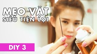 DIY 3 - Mẹo Vặt Siêu Tiện Lợi, phở đặc biệt, yeah1 tv, pho dac biet yeah1