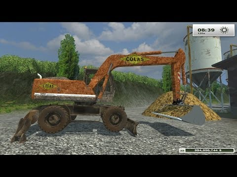 FARM SIM SATURDAY  Deere's map small scale farming