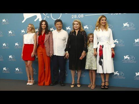 Filmfestspiele von Venedig mit »La Verité« eröffnet