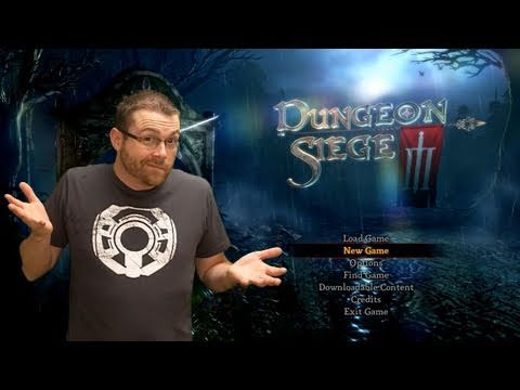 dungeon siege iii - Dungeon Siege III Review **This title was provided to me free of charge from the publisher to review for you. Developer: Obsidian Entertainment Publisher: Sq...