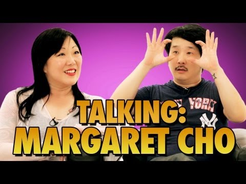 Margaret Cho Talking