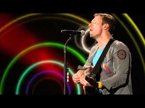 Coldplay - Charlie Brown (Live in Madrid 2011)