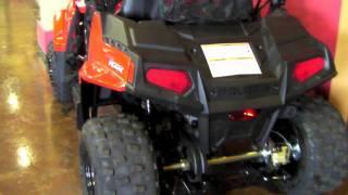3. 2011 Polaris Ranger RZR 170