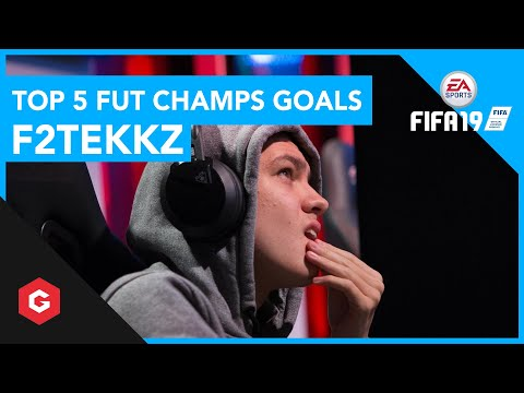 TOP 5 FIFA 19 Goals by F2Tekkz - Gfinity FUT Champions Cup December