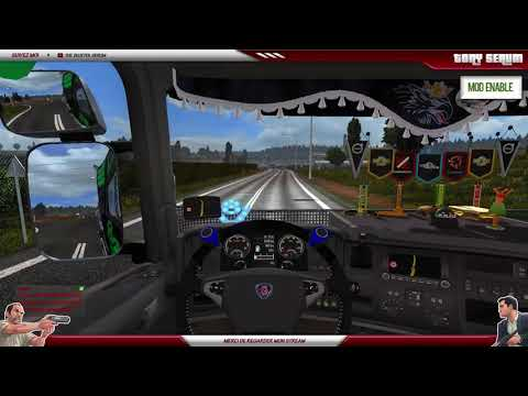 Driving Seat Movement v1.28x