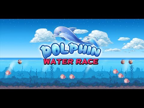 Video of Dolphin Water Race