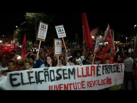 Βραζιλία: Προεκλογική περιοδεία Λούλα παρά την καταδίκη του