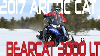 3. STV 2017 Arctic Cat Bearcat 3000 LT