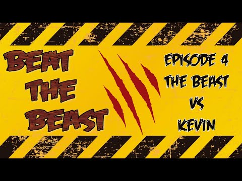 Beat the Beast Theme Park Game Show - Episode 4 The Beast vs. Kevin