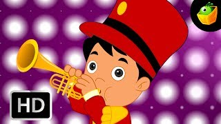 Listen to my band  - English Nursery Rhymes - Animated/ Cartoon Songs For Kids