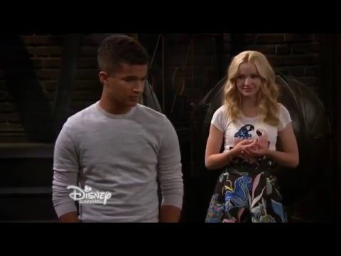 Liv & Maddie - 3x03 - Co-Star-A-Rooney: Liv & Holden (Holden: I'll wait for you)