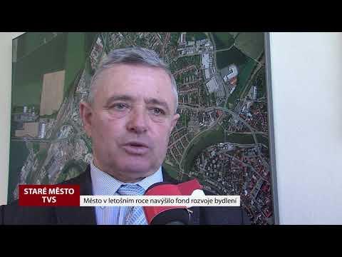 TVS: Staré Město - Navýšení fondu bydlení