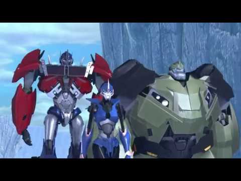 Transformers Prime : Episode 14 in Hindi | TFP Episode 14 Part 2/3 |