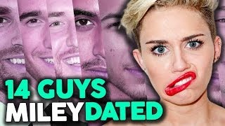 """14 Guys That Miley Cyrus Has """"Dated"""""""