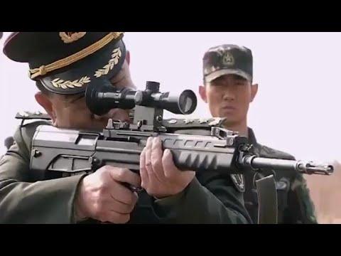 King of Sniper | wolf warrior movie scene