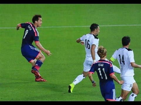 Japan vs Iraq 4-0 • All Goals & Highlights | 日本 - イラク 4-0 • 全ゴール ハイライト 2015/06/11